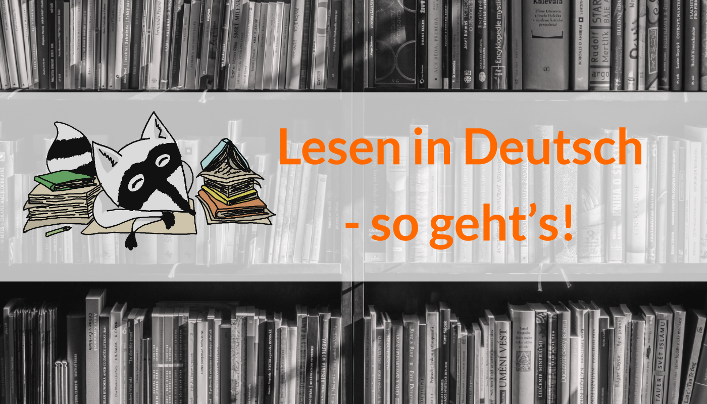 Lesen in Deutsch